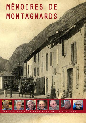 DVD Mémoires de montagnards
