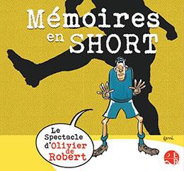 Livre - Film Mémoires en short
