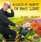 DVD Olivier de Robert en roue libre - Saison 1